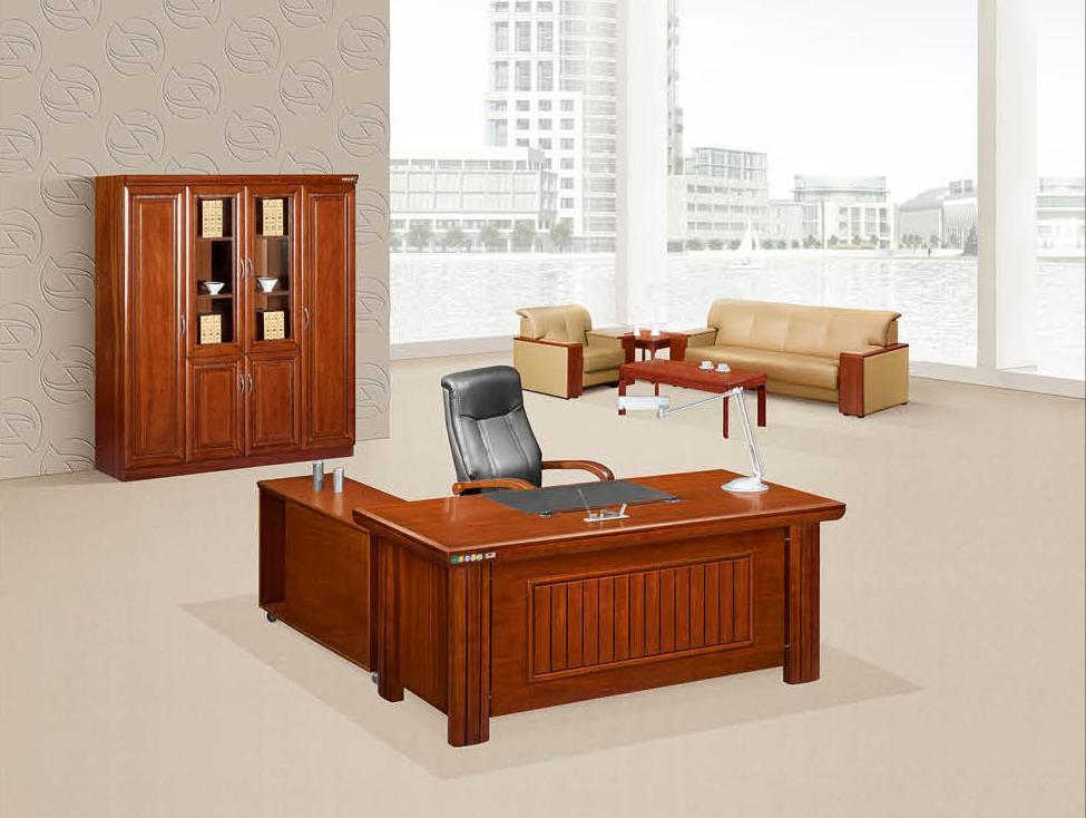 广东办公家具 高档办公桌K-1632产品大图