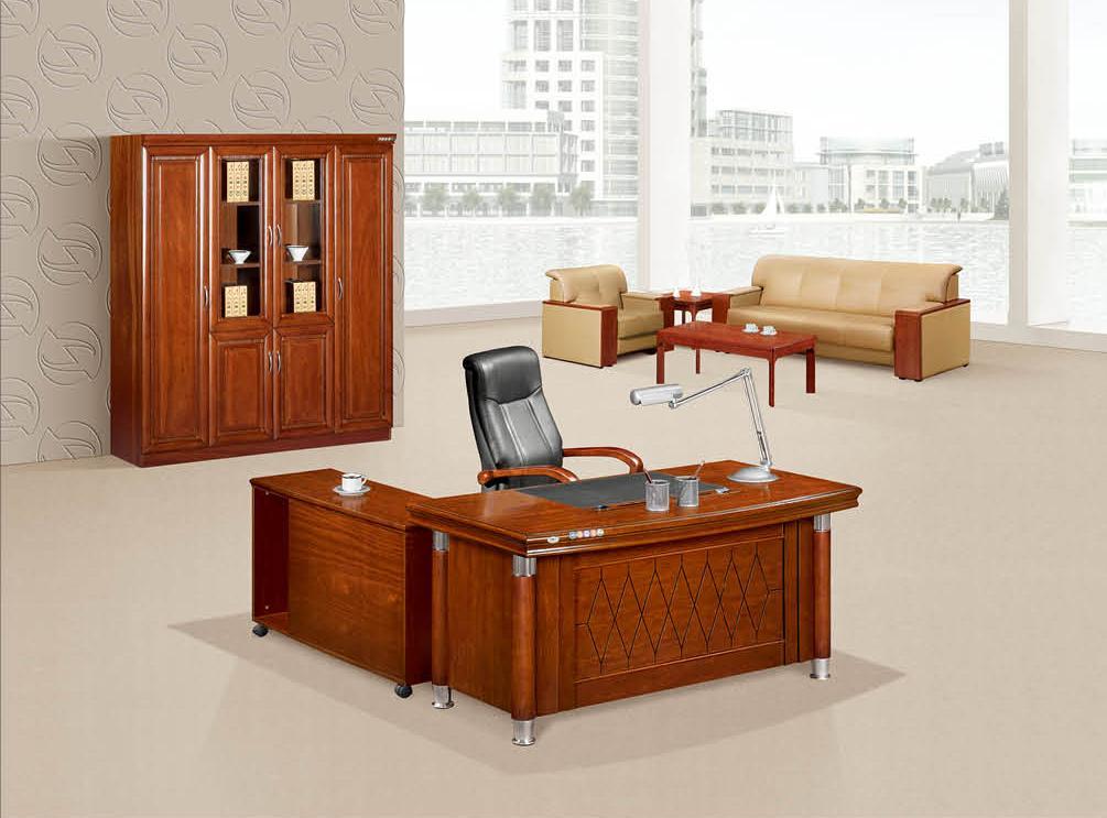 顺德办公家具 办公桌K-1635产品大图