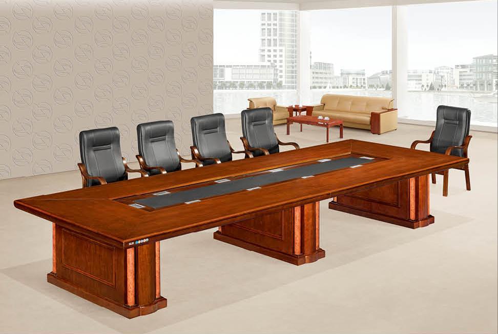 办公家具 高档会议桌H-4833产品大图