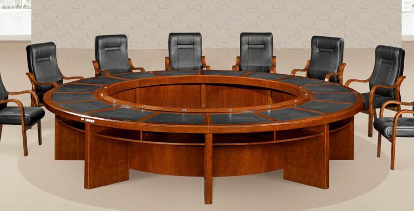 圆形会议桌H-3606产品大图