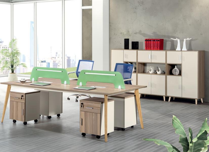 职员办公桌DZ-09246产品大图