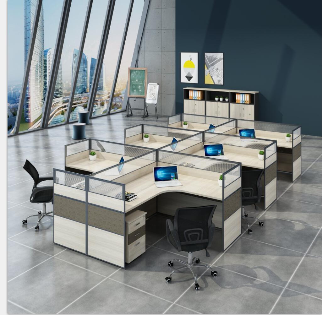 职员办公桌FP-16产品大图