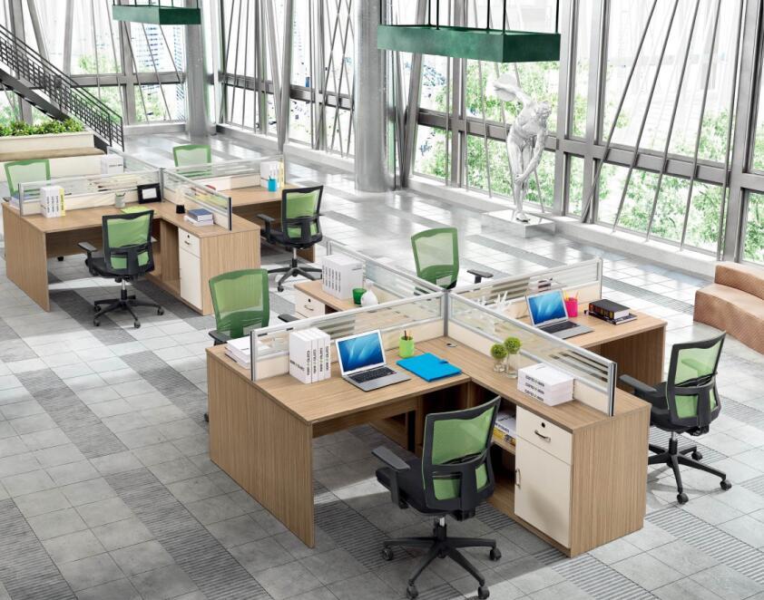 职员办公桌FP-23产品大图