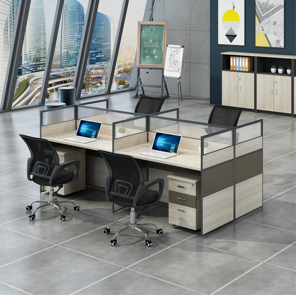 职员办公桌FP-17产品大图