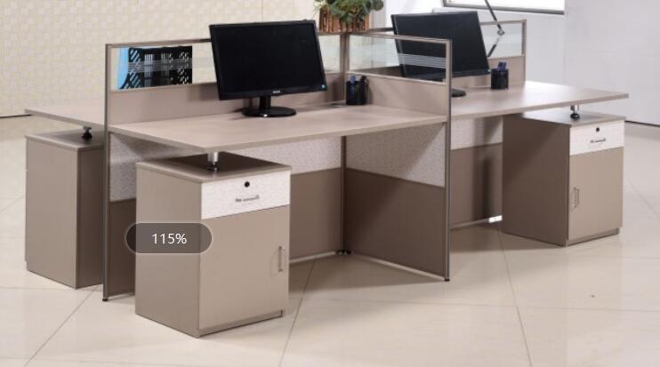 简约办公桌FP-02产品大图