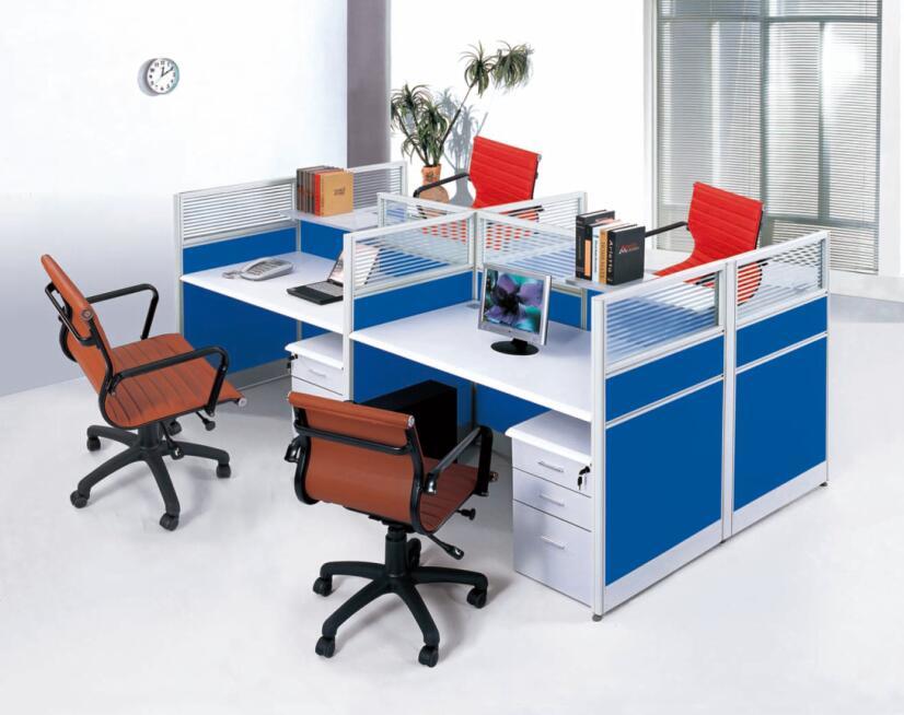 员工办公桌FP-01产品大图