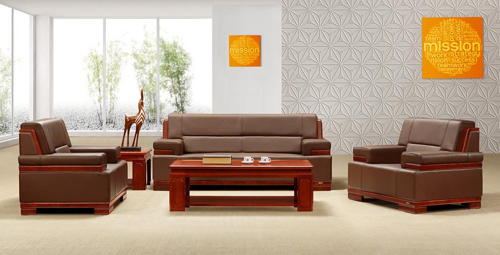 办公沙发DA-804产品大图