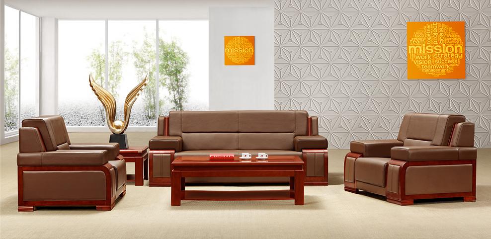 办公沙发DA-803产品大图