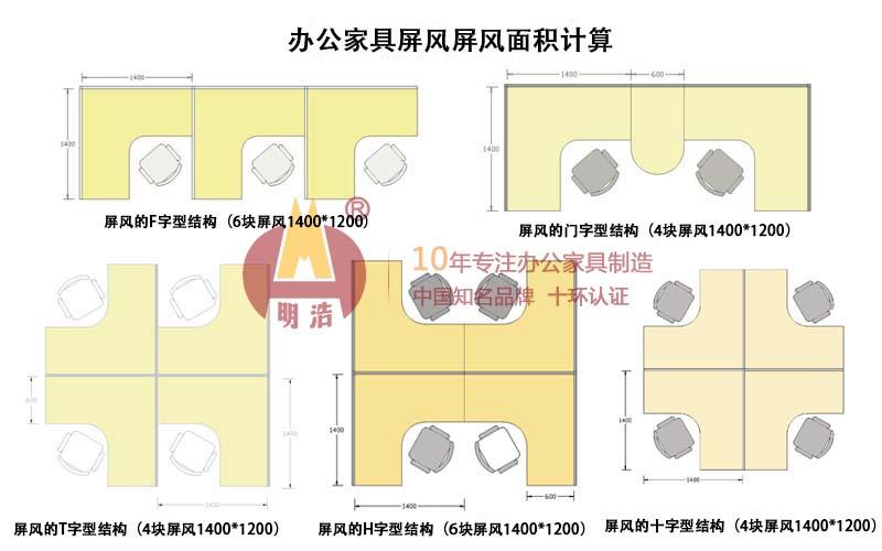 广东明浩办公家具屏风屏风面积计算.jpg